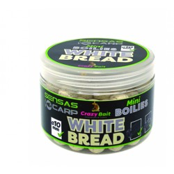 Sensas Mini Boilies White Bread