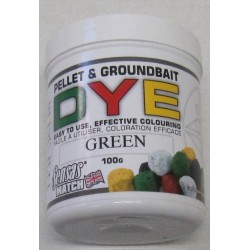 Pellet & Groundbait Dye Groen