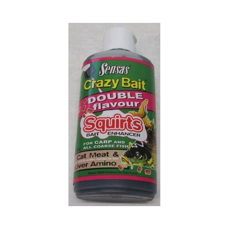 crazy squirt