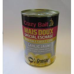 Sensas Crazy Baits Mais Garlic