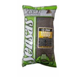 SENSAS BIG BAG BARBEL BLACK 2KG