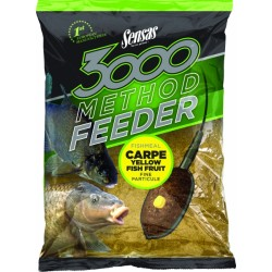 3000 METHOD CARPE YELLOW 1KG