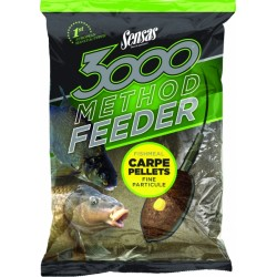 3000 METHOD CARPE PELLETS 1KG