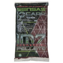 Sensas IM7 Extruded Pellets Bloodworm