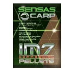 Sensas IM7 Extruded Pellets Amino Red