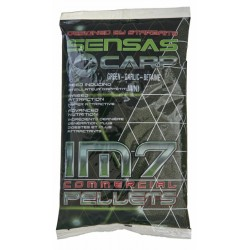 Sensas IM7 EXtruded Pellets Green Garlic Betaine