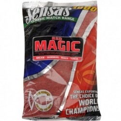 Sensas 3000 UK Magic Red