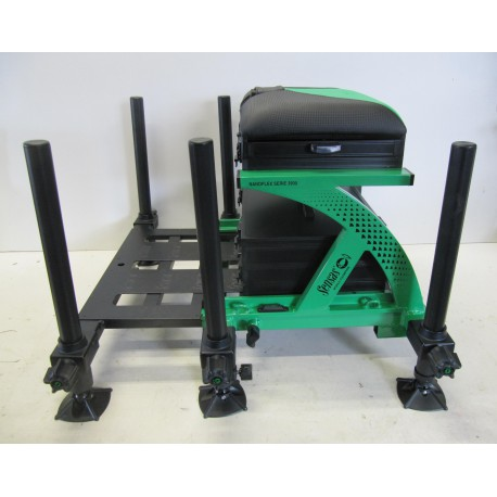 Sensas Zitmand D36 Nanoflex 3900 Vert